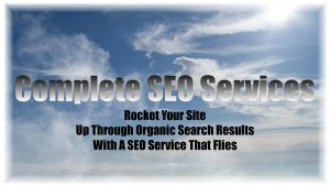 Complete SEO Services A SEO Service That Flies